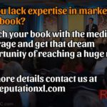 Do you lack expertise in marketing your book?
