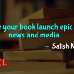 Make your book launch epic with news and media.