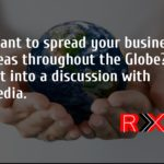 Want to spread your business ideas throughout the globe? Get into a discussion with media.