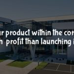 Launching your product within the company may not bring you  much  profit than launching it in media